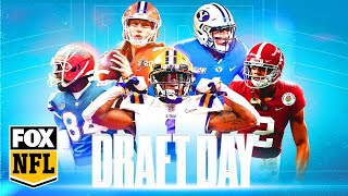 EUROPESE OMROEP | OPENN  | 2021 NFL Draft: Expert analysis of EVERY first-round pick | FOX NFL