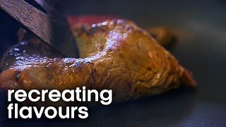 EUROPESE OMROEP | BBC Earth Lab | How to Recreate the Flavour of Meat | Earth Lab | 1524646806 2018-04-25T09:00:06+00:00
