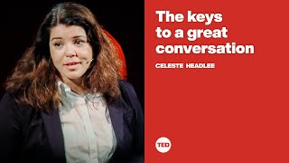 EUROPESE OMROEP | OPENN  | The keys to a great conversation | Celeste Headlee