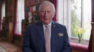 EUROPESE OMROEP | OPENN  | The Prince of Wales shares a message on the Day of Reflection