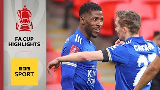 EUROPESE OMROEP | OPENN  | Iheanacho strike sends Leicester into final | FA Cup highlights