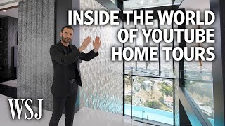 EUROPESE OMROEP | OPENN  | YouTube Home Tours Are Blowing Up. Enes Yilmazer Is Cashing In. | WSJ