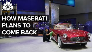EUROPESE OMROEP | OPENN  | How Maserati Is Staging A Comeback