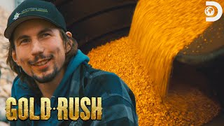 EUROPESE OMROEP | OPENN  | Parker Destroys His Single Season Gold Record! | Gold Rush