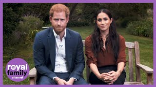 EUROPESE OMROEP OPENN Prince Harry and Meghan Urge Amer