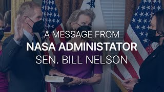 EUROPESE OMROEP | OPENN  | A Message from NASA Administrator Sen. Bill Nelson to the NASA Workforce