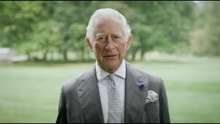 EUROPESE OMROEP OPENN The Prince of Wales delivers a vi