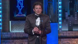 EUROPESE OMROEP | The Tony Awards | Acceptance Speech: Bradley King (2017) | 1497230447 2017-06-12T01:20:47+00:00