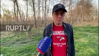 EUROPESE OMROEP | OPENN  | Russia: Doctor who treated Navalny gives first interview since being found