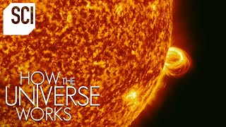 EUROPESE OMROEP | OPENN  | How Solar Flares Form | How the Universe Works