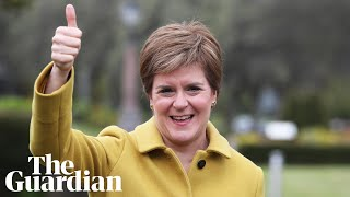 EUROPESE OMROEP | OPENN  | Sturgeon promises Scottish independence referendum in the next two years, Covid permitting
