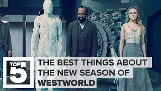EUROPESE OMROEP | CNET | Westworld: The best (and worst) things about the new season (CNET Top 5) | 1524491225 2018-04-23T13:47:05+00:00