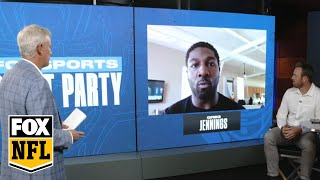 EUROPESE OMROEP | OPENN  | Greg Jennings weighs in on former teammate Aaron Rodgers' future in Green Bay | FOX NFL