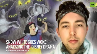 EUROPESE OMROEP | OPENN  | Snow White goes woke | Analyzing the 'Disneyland drama'