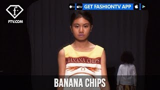 EUROPESE OMROEP | FTV | Tokyo Fashion Week Spring/Summer 2018 - Banana Chips | FashionTV | 1512038362 2017-11-30T10:39:22+00:00