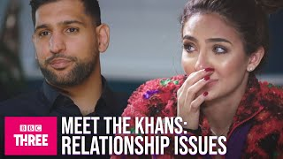 EUROPESE OMROEP OPENN Faryal and Amir Khan Deal With Relatio