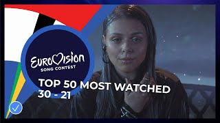 EUROPESE OMROEP OPENN TOP 50: Most watched in 2020: 30