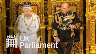 EUROPESE OMROEP OPENN House of Lords Tributes to HRH Th