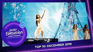 EUROPESE OMROEP OPENN TOP 10: Most watched in December
