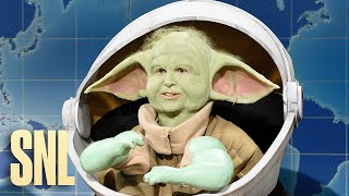EUROPESE OMROEP | OPENN  | Weekend Update: Baby Yoda on Star Wars Day Celebrations - SNL