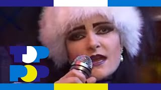 EUROPESE OMROEP | OPENN  | Siouxsie & the Banshees - This Wheel's On Fire • TopPop