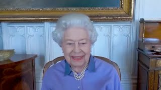 EUROPESE OMROEP | OPENN  | The Queen recounts her own experience of being awarded life saving honour