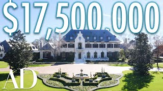 EUROPESE OMROEP | OPENN  | Inside A $17.5M Estate With A Go Kart Track & Bowling Alley | On The Market | Architectural Digest