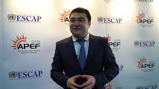 EUROPESE OMROEP | United Nations ESCAP | Voices from APEF2: Umid Yuldashev | 1523002388 2018-04-06T08:13:08+00:00
