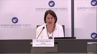 EUROPESE OMROEP | OPENN  | Press Conference 12 May