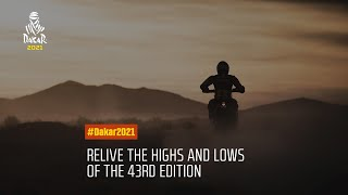 EUROPESE OMROEP | OPENN  | #Dakar2021 - Relive the highs and lows of the 43rd edition
