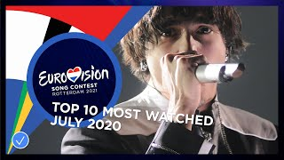 EUROPESE OMROEP OPENN TOP 10: Most watched in July 2020