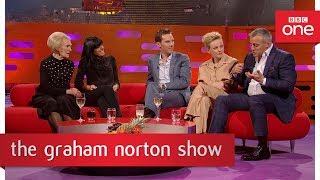 EUROPESE OMROEP | BBC | Matt LeBlanc once ate food David Schwimmer had spat out  - The Graham Norton Show: BBC One | 1524241778 2018-04-20T16:29:38+00:00