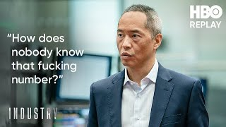 EUROPESE OMROEP | OPENN  | Industry: Eric Yells About the Budget (Season 1 Clip) | HBO