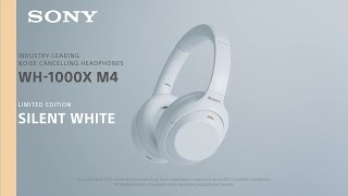 EUROPESE OMROEP | OPENN  | Sony | WH-1000XM4 Industry Leading Noise Cancelation Headphones in Silent White