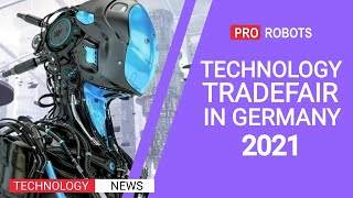 EUROPESE OMROEP | OPENN  | Robot Exhibition in Germany 2021 | Robots from DNA | High Tech News