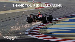 EUROPESE OMROEP | OPENN  | Thank you Red Bull Racing