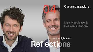 EUROPESE OMROEP | OPENN  | Lightyear Reflections 04 — Our ambassadors with (Nick Matulessy & Cas van Arendonk)