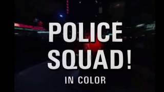 EUROPESE OMROEP | OPENN  | Police Squad: All Six Intros in One Video