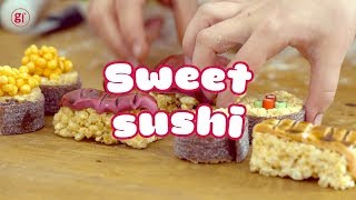 EUROPESE OMROEP | BBC Good Food | How to make candy sushi 🍣🍬- BBC Good Food Kids | 1520008598 2018-03-02T16:36:38+00:00