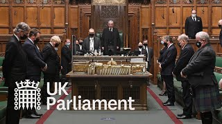 EUROPESE OMROEP OPENN House of Commons Tributes to HRH The P