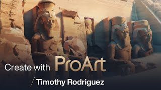EUROPESE OMROEP | OPENN  | Create with ASUS ProArt - Hollywood Movie Concept Artist | Timothy Rodriguez