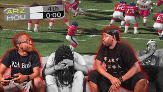 EUROPESE OMROEP | OPENN  | The Most Insane Game Of NFL 2K22 Ever! (Must Watch)
