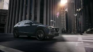 EUROPESE OMROEP | OPENN  | More Power for Your Pursuit | MAZDA CX-30 2.5 Turbo AWD | MAZDA USA