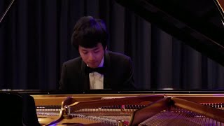EUROPESE OMROEP OPENN Pianist Yuanfan Yang competes for