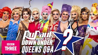 EUROPESE OMROEP | OPENN  | Q&A With The Queens Of Drag Race Down Under