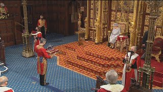 EUROPESE OMROEP | OPENN  | Queen's Speech: HM to outline Government agenda in first appearance since Prince Philip's death