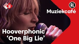 EUROPESE OMROEP | OPENN  | Hooverphonic - 'One Big Lie' | Live in Muziekcafé
