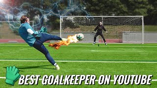 EUROPESE OMROEP OPENN Who is the Best Youtube Goalkeepe