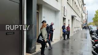 EUROPESE OMROEP OPENN France: Several injured after sta