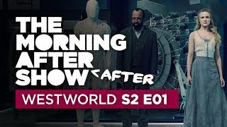 EUROPESE OMROEP | CNET | Westworld Morning After After Show Episode 1 | 1524512700 2018-04-23T19:45:00+00:00